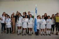 Rivadavia: galardonaron a los cuerpos de bandera del departamento