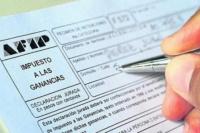 Bienes personales y ganancias: extienden el vencimiento y se podrá pagar en cuotas