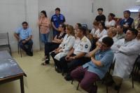Un hospital sanjuanino será referente de seguridad para todo el país