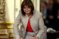 """Patricia Bullrich: """"Uno piensa en la economía cuando siente que la vida está un poquito más protegida"""""""