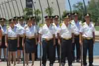 Mirá las fotos del 148º aniversario de la Policía