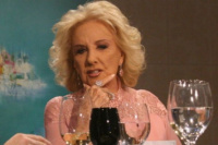 Mirtha Legrand, crítica: