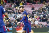 Barcelona goleó 4 a 0, Messi no pudo marcar y falló un penal