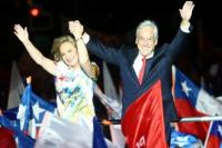 Sebastián Piñera obtuvo una amplia victoria en el ballotage y vuelve a ser Presidente de Chile