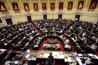 Tanto en Senadores como Diputados, se aprobó el repudio al