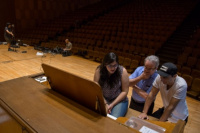 El órgano del auditorio estará presente en la música del Espectáculo Final de la FNS