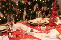 ¿La mesa afuera o adentro? Cómo estará el tiempo en Nochebuena
