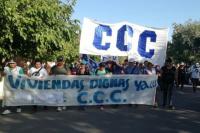 Chimbas: organizaciones reclaman por viviendas dignas