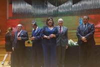 Homenajearon a empleados y jubilados del Poder Judicial