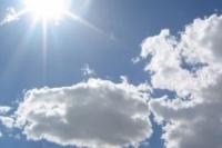 Para este domingo se espera una máxima de 31°C