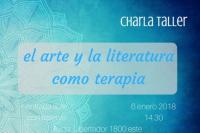 Charla Taller - El arte y la literatura como terapia