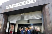 Allanamiento en la Sede de Independiente