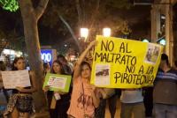 San Juan marchará contra el uso de la pirotecnia