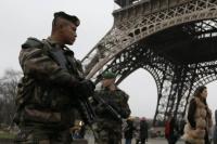 Alarma en Francia ante amenazas terroristas