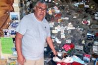 ¿Prometió la Copa? Chiqui Tapia despidió el año en la Difunta Correa