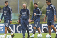 Los futbolistas argentinos que tienen chances de ir al Mundial de Rusia