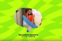Lo más visto del 2017: el emotivo video de una sanjuanina que trabaja como voluntaria en la India
