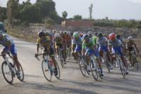 La segunda etapa del Giro del Sol se disputa en Sarmiento