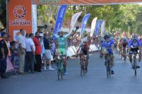 """La Bestia"" Quiroga se quedó con la segunda etapa de Giro del Sol"