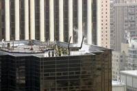 Incendio en la Torre Trump en Nueva York: al menos dos heridos
