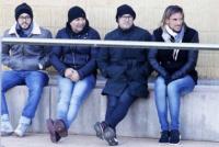 Sampaoli se reunió con Messi y sigue su gira por Europa