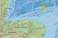 Alerta de tsunami tras un sismo que sacudió las costas del Caribe