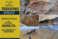 Trekking y fotografía Cordillera de Ansilta