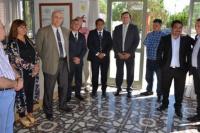 Municipios saludables: Albardón, sede de la nueva sala de situación de salud
