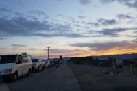 El Paso de Agua Negra está habilitado: hay hasta 50 minutos de demora