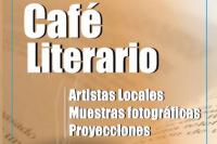 Café literario en el Museo Histórico Regional de Caucete