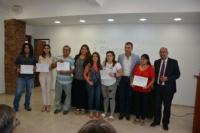 Entregaron los certificados del Curso sobre Manipulación de Alimentos en Rivadavia