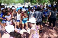 Así disfrutan los chicos de Campo Fuera el verano en las Colonias de Albardón