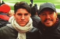 Multaron al hijo de Marcelo Tinelli en Uruguay