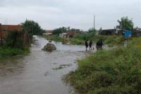 Una tormenta dejó dos muertos en La Plata