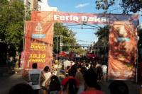 Más de 15.000 personas visitaron la Feria del Dakar