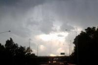 Alerta meteorológico sobre la posible llegada de tormentas