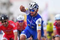 Fernando Gaviria se quedó con la primera etapa de la Vuelta a San Juan