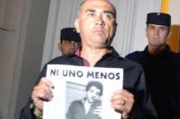 Caso Nahir Galarza: el padre de la víctima denunció amenazas