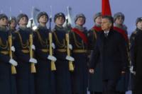 Macri llegó a Rusia: