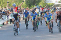Arrancó la segunda etapa de la Vuelta a San Juan