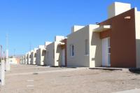 Entregaron 81 viviendas nuevas en Rawson