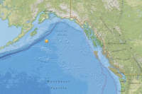 Alerta de tsunami en Estados Unidos y Canadá por un terremoto de 7,9 grados