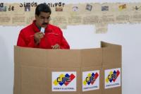 Venezuela adelanta las elecciones presidenciales
