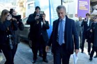 Fuera de agenda: Macri mantuvo un encuentro con el presidente de la FIFA