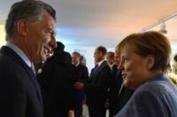 Macri se reunió con Angela Merkel: G20, acuerdo Mercosur-UE e inversiones