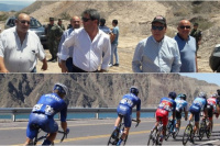 """Soler, tras el paso del Dakar y la Vuelta a San Juan: """"Es una oportunidad para que el mundo pueda conocer Ullum"""""""