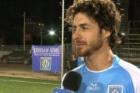 Pablo Aimar, emocionado con Bielsa
