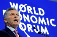 10 definiciones de Macri en Davos: