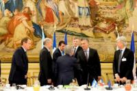 Macri en Francia: se reunió con empresarios en la antesala al encuentro con Macron