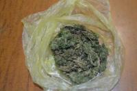 Fue sorprendido con más de 100 gramos de marihuana escondida entre sus genitales